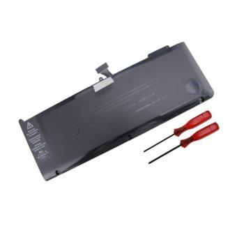 """Батерия (оригинална) за Apple MacBook Pro 15"""" A1321, 10.95V, 73Wh image"""