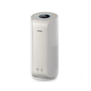 Пречиствател на въздух Philips Series 3000i, капацитет на филтриране 400m2/h, 99.99% филтриране на въздуха, 3 степени на скорост, AeraSense технология, бял image