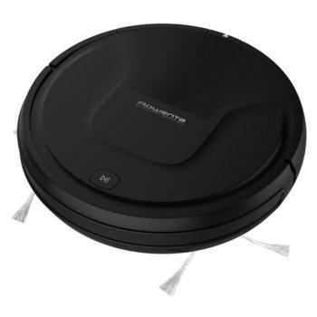 Прахосмукачка Rowenta RR6825WH, робот, безжична, 0.25L капацитет на контейнера, до 150 мин работа, Standard filter, черна image