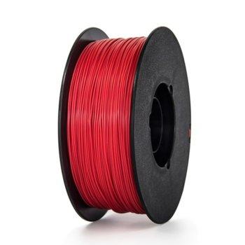 Консуматив за 3D принтер Acccreate 01.04.12.1104, ABS Pro, 1.75 mm, червен, 1kg image