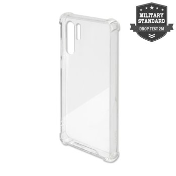 Kалъф за Huawei P30 Pro, хибриден, 4Smarts Hard cover Ibiza, удароустойчив, прозрачен image