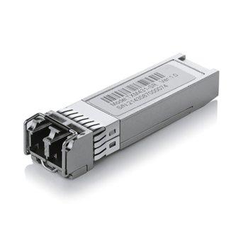SFP+ модул TP-Link TXM431-SR, 2x LC, до 300m, multi-mode image