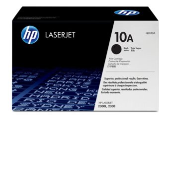 КАСЕТА ЗА HP LASER JET HP 2300 - P№ Q2610A product