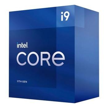 Процесор Intel Core i9-11900, осемядрен (2.5/5.2 GHz, 16MB, 1300MHz графична честота, LGA1200) Box, без охлаждане image