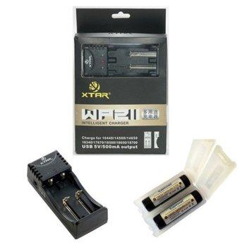 Зарядно устройство Xtar WP2ll за Li-ion батерии image