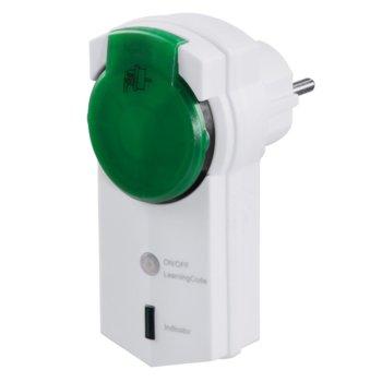 Управляем контакт Hama 121954, без дистанционно, защита за деца, 30м обхват, IP 44 защита image