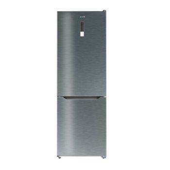Хладилник с фризер Arielli ARD-400RWEINDG, клас A+, 295 л. общ обем, свободностоящ, Total No Frost, инокс image
