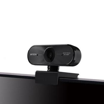 Уеб камера A4TECH PK-940HA, микрофон, 1920x1080 / 30fps, USB, черна  image