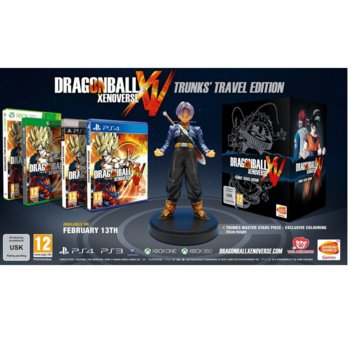 Dragon Ball Xenoverse TТЕ product
