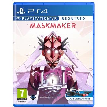 Игра за конзола MASK MAKER, за PS4 VR image