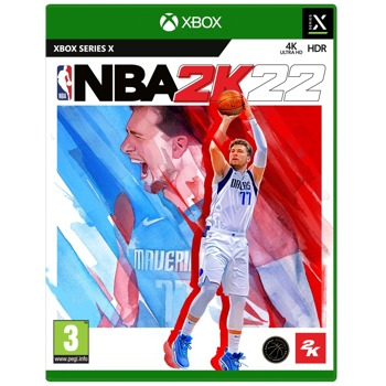 Игра за конзола NBA 2K22, за Xbox Series X image