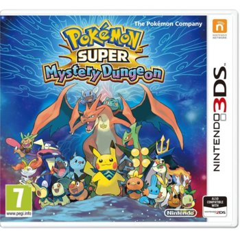 Pokemon Super Mystery Dungeon product
