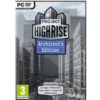 Игра Project Highrise: Architect's Edition, за PC image