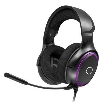 Слушалки Cooler Master MH650, микрофон, USB, 7.1 съраунд аудио, черни image