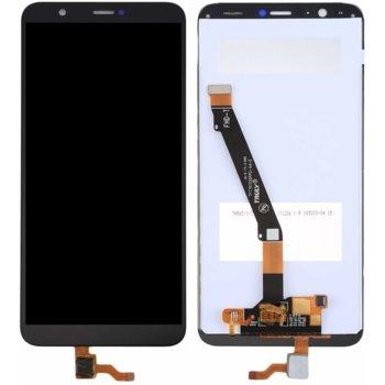 Дисплей за Huawei P Smart / Enjoy 7S с тъч, оригинален, черен image