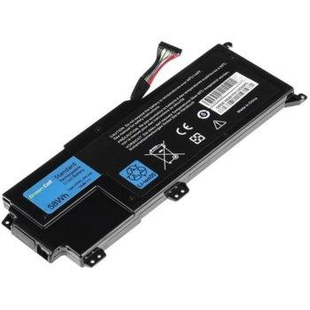 Батерия (заместител) за лаптоп Dell XPS, съвместима с 14Z/L412X/L412Z/L511z, 14.4V, 58Wh image