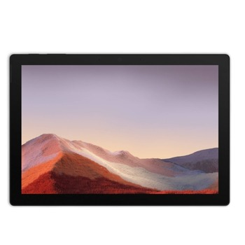 "Лаптоп Microsoft Surface Pro 7 (PVR-00020), четириядрен Ice Lake Intel Core i5-1035G4 1.1/3.7 GHz, 12.3"" (31.24 cm) PixelSense multi-touch Glare Display, (USB-C), 8GB DDR4, 256GB SSD, 1 x USB-C, Windows 10 Pro image"