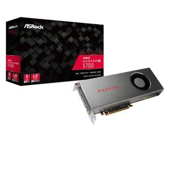 ASRock Radeon RX 5700 8G 2Y product