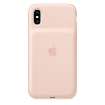 Apple iPhone XS Smart Battery Case - Pink Sand product