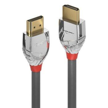 Кабел Lindy 37873, от HDMI(м) към HDMI(м), 3m, черен image