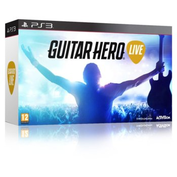 Guitar Hero Live Bundle product