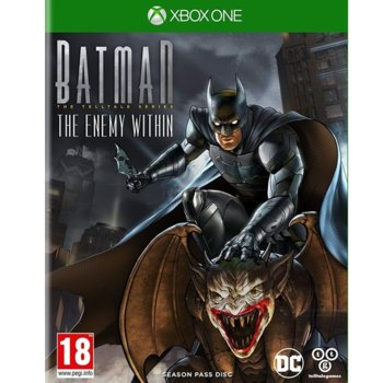 Игра за конзола Batman: The Enemy Within - The Telltale Series, за Xbox One image