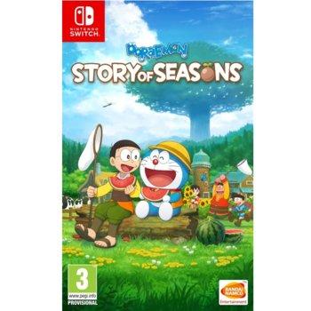 Doraemon Story Of Seasons Nintendo Switch product