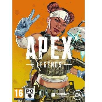 Допълнение към игра Apex Legends - Lifeline, за PC image