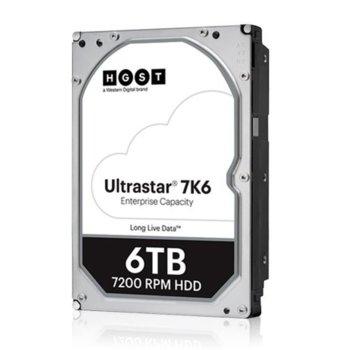 HDD Server HGSTUltrastar DC HC310 7K6 (512e) SE product