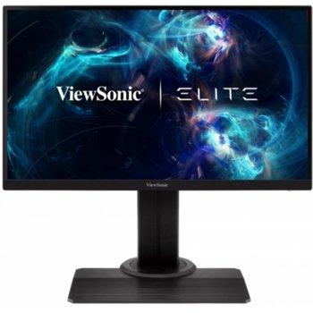 """Монитор ViewSonic XG2405, 23.8"""" (60.45 cm) IPS панел, 144Hz, Full HD, 1ms, 250cd/m2, DisplayPort, HDMI image"""