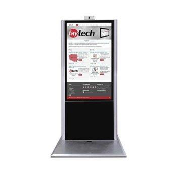 "Дигитален киоск Faytech FT55TMKCAPOB, тъч дисплей, 55"" (139.7 cm), Full HD, VGA, HDMI, DVI-D, USB image"