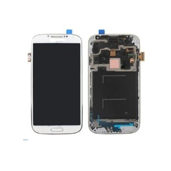 Samsung Galaxy i9515 S4 touch White product