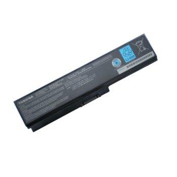 Батерия (оригинална) Toshiba A660, съвместима с C600/C640/C650/C660/L600/L640/L650/L670/L730/L740/ L750/L770/M640/P740/P770, 6cell, 10.8V image