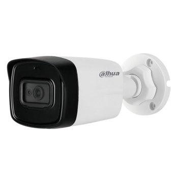 """HDCVI камера Dahua HAC-HFW1230TL-0360B, насочена """"bullet"""" камера, 2 MPix (1920x1080@30FPS)), 3.6mm/F1.6 обектив, IR осветление (до 40m), външна, IP67 защита image"""