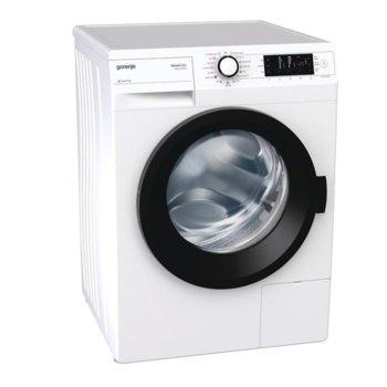Перална машина Gorenje W8424X, клас A+++, 8 кг. капацитет на пералня, 1200 оборота, свободностояща, 60cm. ширина, 23 програми, Отложен старт, бяла image