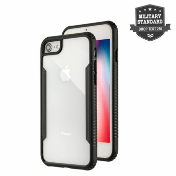 Калъф за iPhone 7/8, Premium KNOX, черен product