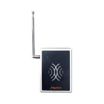 Релеен модул с дистанционно управление Maxtel Pegasus PR-5210/W image