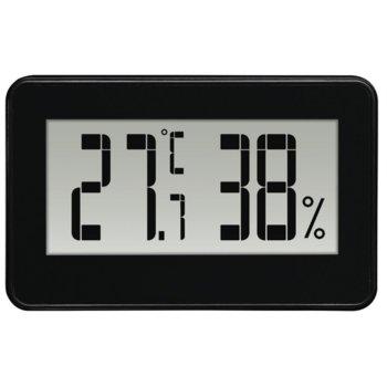 Цифров термометър/хигрометър HAMA MINI (ID20), температура, влажност image