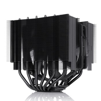 Охлаждане за процесор Noctua NH-D15S.CH.BK, съвместимо с LGA 1200/1150/1151/1155/1156/2011-0/2011-3/2066 & AMD AM4/AM3+/AM3/AM2+/AM2/FM2+/FM2/FM1 image