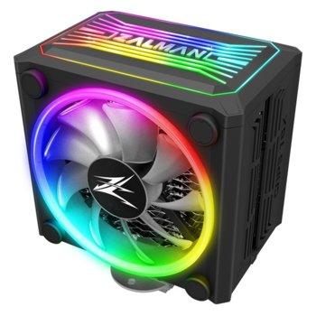 Охлаждане за процесор Zalman CNPS16XBL, съвместимост със сокети Intel LGA2066/2011-V3/2011/115X/LGA1200 & AMD AM4/AM3+/AM3 image