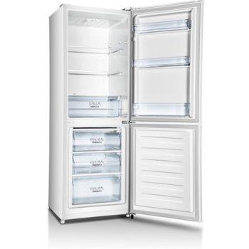 "Хладилник с фризер Gorenje RK4161PW4, клас A+, 238л. общ обем, свободностоящ, 234 kWh/годишно, NoFrost, режим ""Ваканция"", бял image"