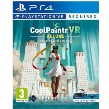 CoolPaint VR Deluxe Edition PS4 product
