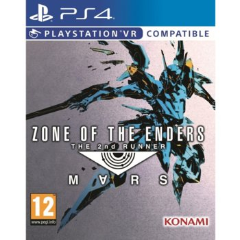 Игра за конзола Zone of the Enders: The 2nd Runner M∀RS, за PS4 VR image