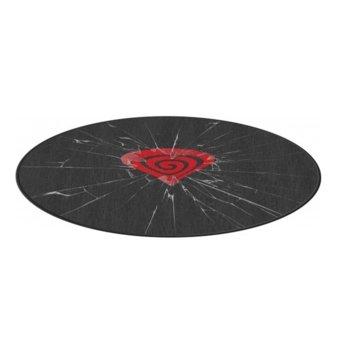Постелка за под Genesis Tellur 300 Inception Of Hero, 1 м., черна image