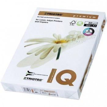 IQ Premium Triotec, A3, 80 g/m2, 500 листа, бяла product