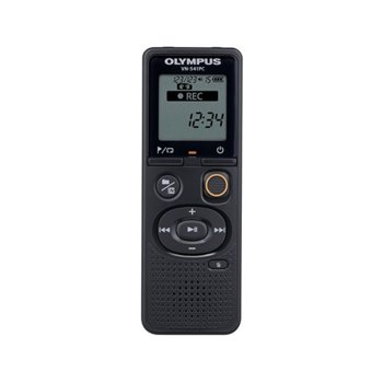 Диктофон Olympus VN-541PC, 4GB, USB, черен image