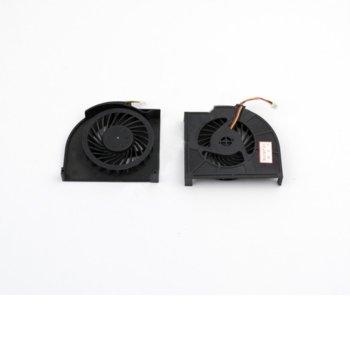 Вентилатор за лаптоп HP съвместим с HDX16, HDX18, X18T, X16 image