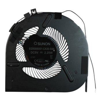 Вентилатор за лаптоп, съвместим с Lenovo Thinkpad T470 image