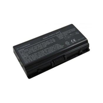 Батерия (заместител) за лаптоп Toshiba Satellite Pro L40-135 L40-13E L40-12R L40-12S L40-12T, 4 cells, 14.4V, 2600mAh, не е съвместима с моделите, които ползват 10.8V батерия image