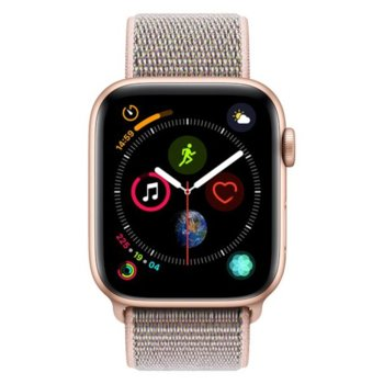 Apple Watch S4 44mm Pink Sand Sport Loop product